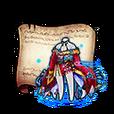 Canty Demon's Shinobi Attire Diagram