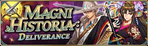Magni Historia - Deliverance