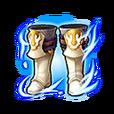 Blue Dragon Knight Boots