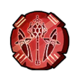 Battle Mage 【Blaze Form】 Token