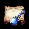 Silver Bell Diagram Piece