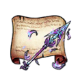 Legendary Spear Diagram