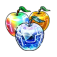 Mystic Tower Veda Fringe Dimension Official Release Celebration! Apple Set
