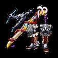 Blademaster Rare Equipment Set