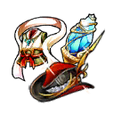 Fresh Wind Trickster Rare Equipment Set