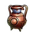 Bronze Alchemia Pot x5
