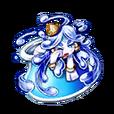 Water Goddess Pot