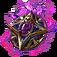 Dark Magic Dragon's Rudiarius
