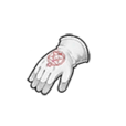 Colonel Mustang's White Gloves Shard