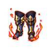 Flame Dragon Boots