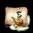 Magic Lamp Diagram