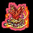 Holy Flame Guardian Figurine