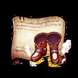 Mech Boots Diagram Piece