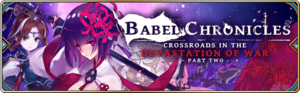 Babel Chronicles - Crossroads in the Devastation of War - Part 2
