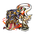 Flame Dragon King Rare Equipment Set
