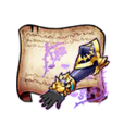 Bloom Gauntlet Diagram Piece
