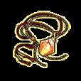 Lion's Spirit Amulet Shard