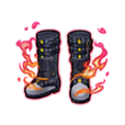Steel Princess Boots