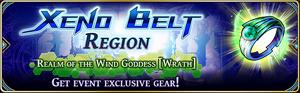 Xeno Belt Region - Realm of the Wind Goddess