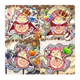 Crystal of Re:union Collab Celebration! Enhancement Memento Set