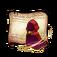 Crimson Sands Hooded Cloak Diagram