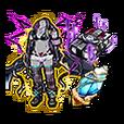 Dark-Gun Princess Rare Equipment Set