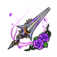 Blossom Claymore