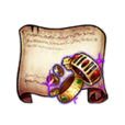 Hidden Treasure Carried by the Sea Diagram Piece