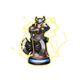 Indominable Axe Knight Piece