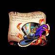 Steampunk Sniper Hat Diagram Piece