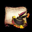 Carmine Hat Diagram