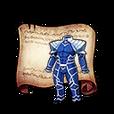 Lancer Outfit Diagram Piece