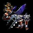 Shadow Assassin Rare Equipment Set