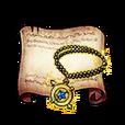 Vega Necklace Diagram Piece