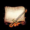Sword of Judgment Diagram Piece
