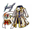 Lord Commander Rare Equipment Set