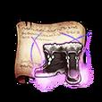 Classical Boots Diagram Piece