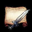 Brave Sword Diagram Piece