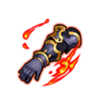 Flame Dragon Gauntlets