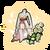 Glowing Knight's Formal Dress