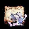 Blessed Bonnet Diagram Piece