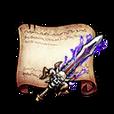 Dark Sword Diagram Piece