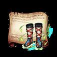 Wadatsumi Swiftness Boots Diagram Piece