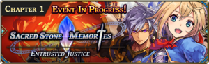 Sacred Stone Memories - Entrusted Justice