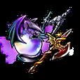 Dragon Cavalier Rare Equipment Set