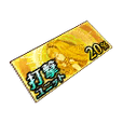 Featured Unit 20% Summon Ticket 【Strike】