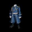 Roy's Fireproof Uniform
