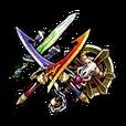 CM Celebration Swordsman Equipment Set 【SP】