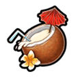 【July】 Coconut