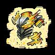 Armor of Mystic Thunder Shard